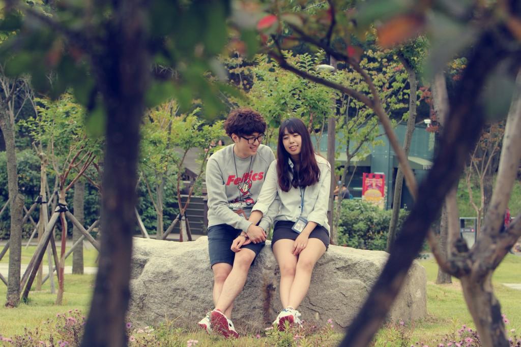 데이트스냅 B코스 – Y.J ♥ D.M @북서울꿈의숲